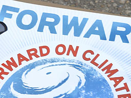 Forward On Climate - DC Rally