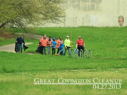 Great Covington Cleanup